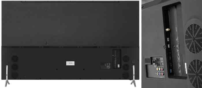 LC-75N8000U интерфейсы