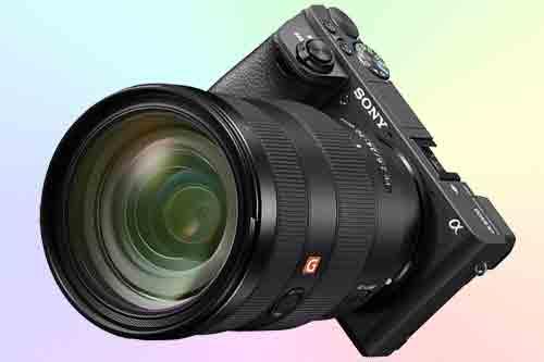 Беззеркальная фотокамера Sony Alpha a6500