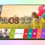 webOS 3.5 и его отличие от webOS 3.0