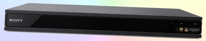 Sony UBP-X800 с HDR
