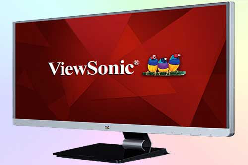 ViewSonic VP3881, VP3268-4K, VX2781-UC профессиональные мониторы