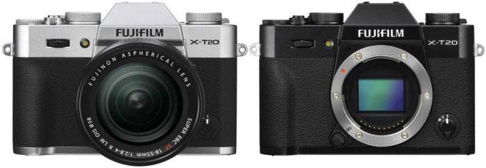Fujifilm X-T20 обзор