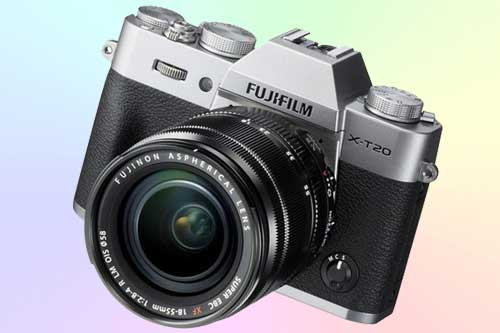 Fujifilm X-T20 в компактном корпусе