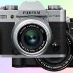 Какая разница между Fujifilm X-T20 и Fujifilm X-T10 таблица