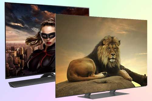 Модели телевизоров Panasonic в 2017 году с 4K разрешением