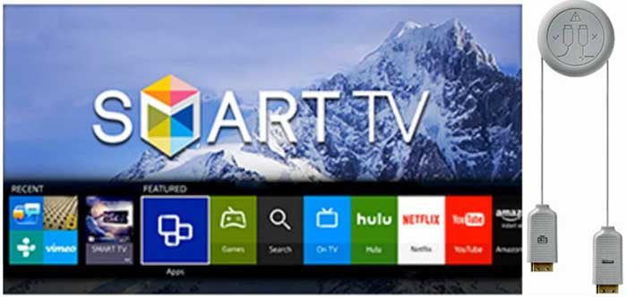 Samsung-QE55Q7F Платформа QSmart TV