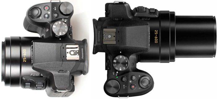 Panasonic FZ330 управление