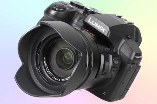 Panasonic FZ330 обзор