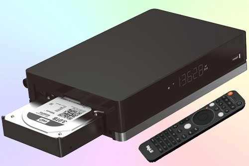 "MeLE V9 - 4K TV Box с SATA 3.5"" и активным охлаждением"