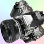 Nikon Df Mark II — 4K камера в ретро стиле