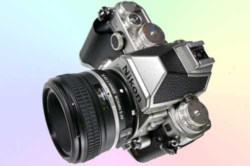 Nikon Df Mark II - 4K камера в ретро стиле