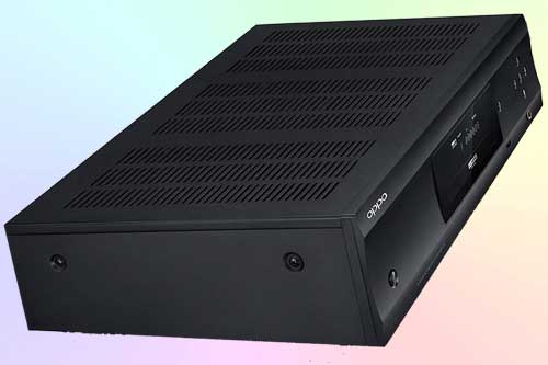 Oppo UDP-205 - 4K HDR Blu-ray плеер с идеальным звуком