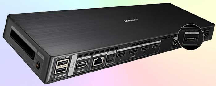 Samsung Q9F хаб