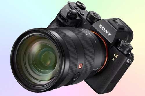 Sony A9 - беззеркальная камера 4K