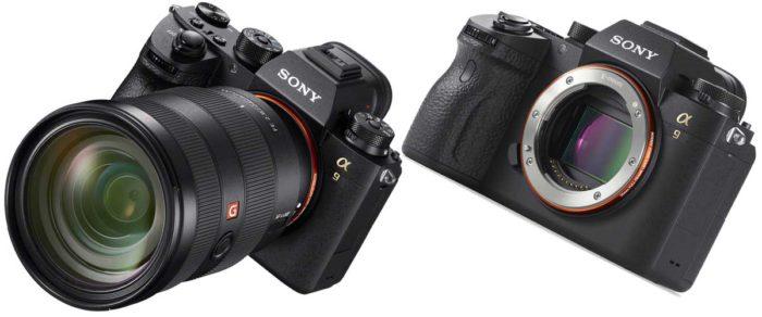 Sony A9 корпус