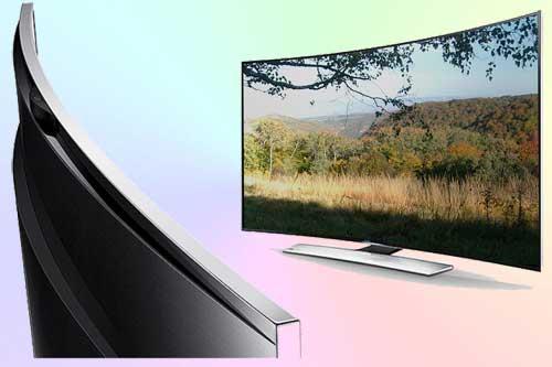 Изогнутый телевизор: плюсы и минусы