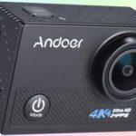 Andoer AN5000 4K экшн камера