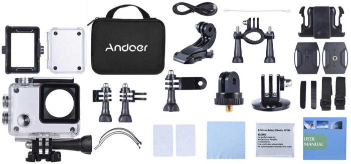 Andoer AN5000 комплектация