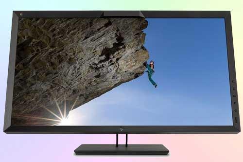HP DreamColor Z31x с Cinema 4K разрешением