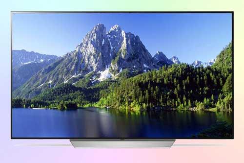 LG OLED55C7V из серии OLED C7