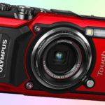 Olympus TG-5 — водонепроницаемая компакт-камера 4K