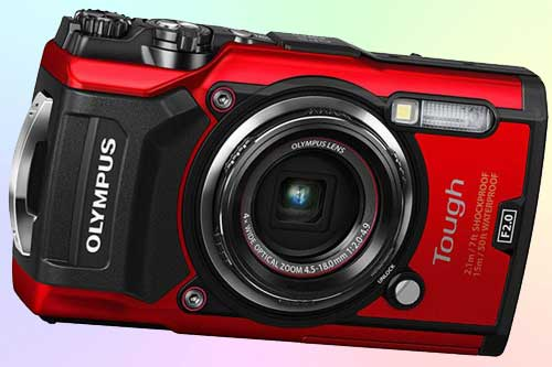 Olympus TG-5 - водонепроницаемая компакт-камера 4K