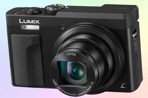 Panasonic Lumix DC-TZ90 (ZS70) компактная 4K фотокамера