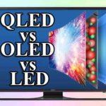 QLED и его отличия от OLED и LED