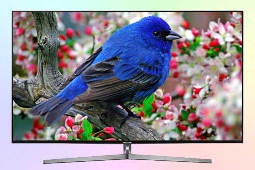 Samsung UE55MU8000 обзор