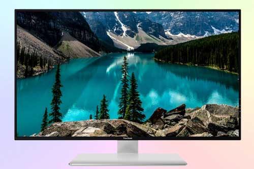 ViewSonic VX4380-4K 43-дюймовый монитор по бюджетной цене
