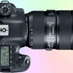 Canon EOS 6D Mark II — полнокадровая зеркальная фотокамера