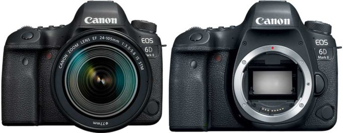 Canon EOS 6D Mark II обзор