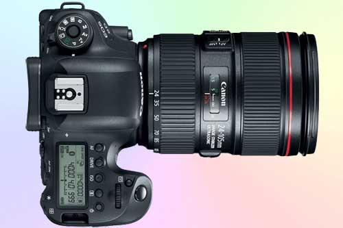 Canon EOS 6D Mark II - полнокадровая зеркальная фотокамера