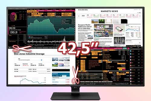 LG 43UD79-B 4K с FreeSync и широкими возможностями подключения