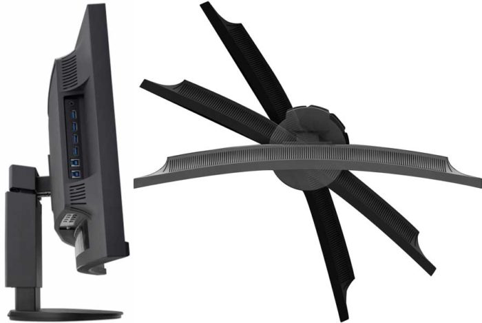 NEC MultiSync EX341R-BK обзор