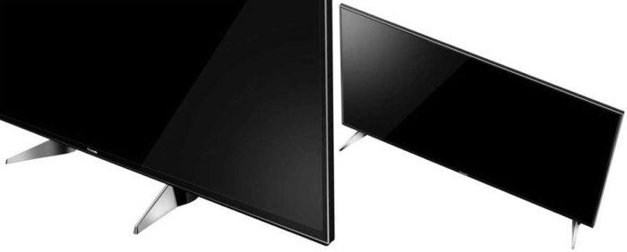 Panasonic EXR600 подставка и толщина экрана