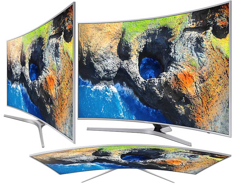 Samsung MU6500 дизайн