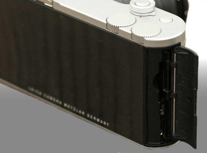 Leica TL2 подключения