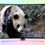 Samsung UE55MU6300U с изогнутым экраном
