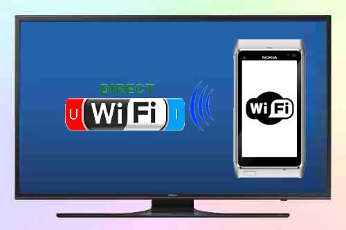 Как подключить WiFi Direct к телевизору 4K