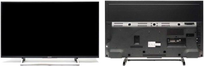 Sony XE7005 внешний вид