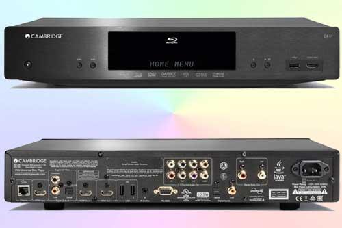 Cambridge CXUHD - универсальный 4K Blu-ray с Dolby Vision