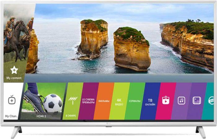 LG UJ639V webOS 3.5