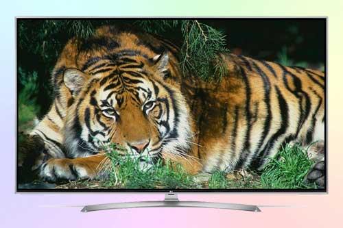 LG 55UJ750V 4K с HDR10 и Dolby Vision