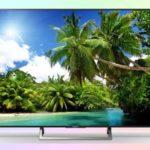 Sony KD-55XE7096 Bravia бюджетный 4K телевизор 2017