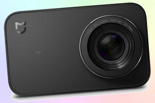Xiaomi Mijia Compact 4K камера экшн по доступной цене