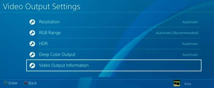 Воспроизведение видеороликов 4К Netflix / Amazon на PS4 Pro Шаг 4