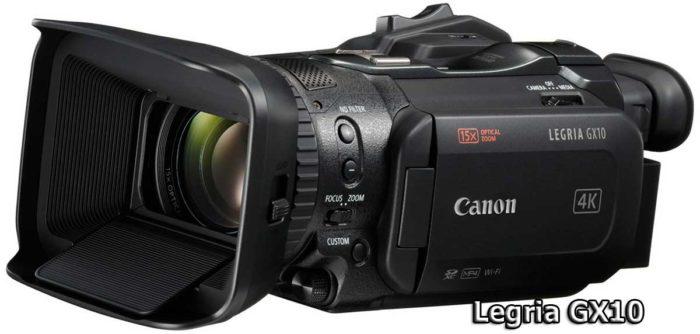Отличие Canon GX10 от XF400 и XF405