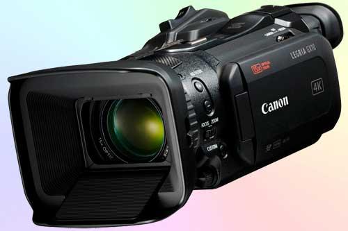 Canon Legria GX10 компактный 4К камкордер