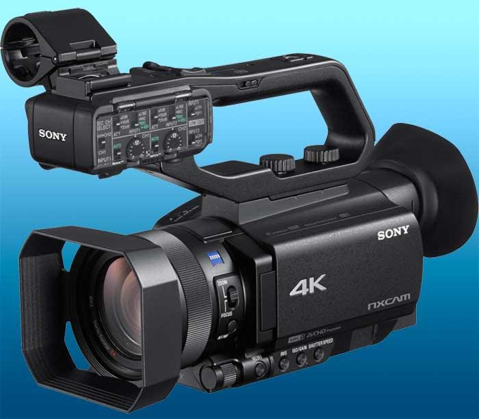 4К камкордер Sony NX80
